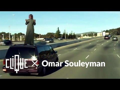 Omar Souleyman explains his moves