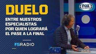 ¡Nuevo choque Brailovsky vs. Andre Marín en FOX Sports Radio!