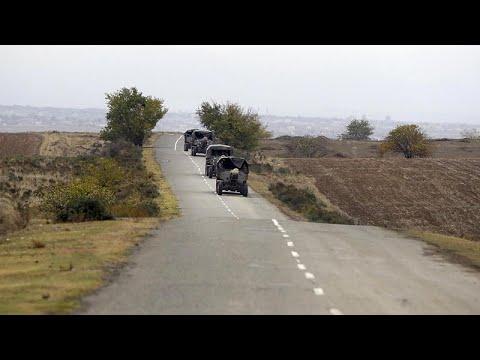 Нагорный Карабах: сдвиг в мировой геополитике