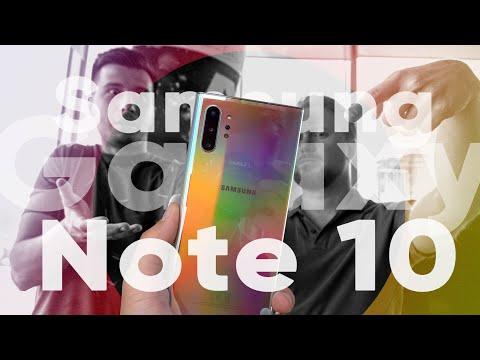 ПОЛНЫЙ ОБЗОР Samsung Galaxy Note10+