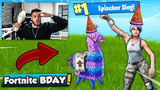 🔴*FREE* GIFTS and *NEW* WAFFE! Fortnite has BDAY!