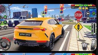 City car driving school sim 3D | City car driving school | simulator game | mission game screenshot 3