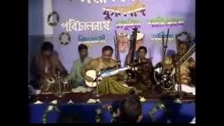 Brothers: Ustad Bidyut Khan & Ustad Kirit Khan accompanied by Sri Anirban Dasgupta Jhinjhoti