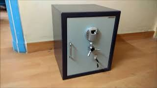 Installation Video Of Biometric Safe Locker