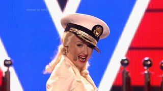 Agnieszka Twardowska jako Christina Aguilera - Twoja Twarz Brzmi Znajomo