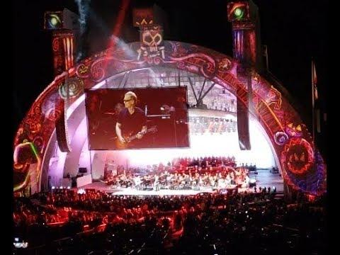 """Dead Mans Party"" Oingo Boingo Hollywood Bowl Nightmare Before Christmas 25th Danny Elfman 10/26 ..."
