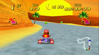 Diddy Kong Racing - AI Glitches