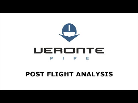 Veronte Pipe - Post Flight Analysis
