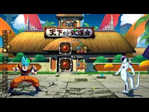 DRAGON BALL FighterZ - How to DHC