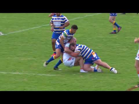 2017 A-Plus Contracting Hunter Valley Charity Rugby League Day - Game 5
