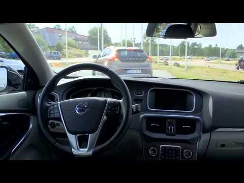 Volvo Car présente la voiture qui se gare toute seule