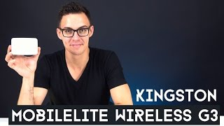 Kingston MobileLite Wireless G3: храни@заряжай