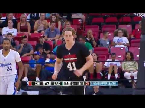 Cameron Bairstow Highlights - 8 Points (Former New Mexico Star)
