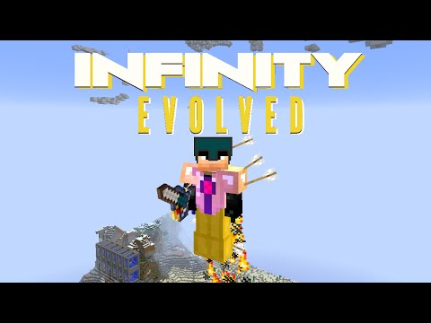 Minecraft Mods FTB Infinity Evolved - FLUX INFUSED EPICNESS [E27] (Modded Expert Mode)