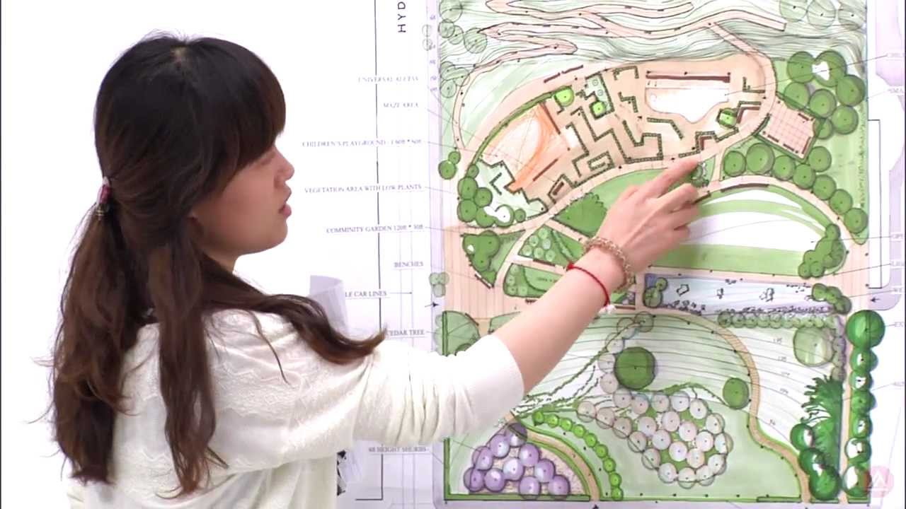 in-depth mfa landscape architecture