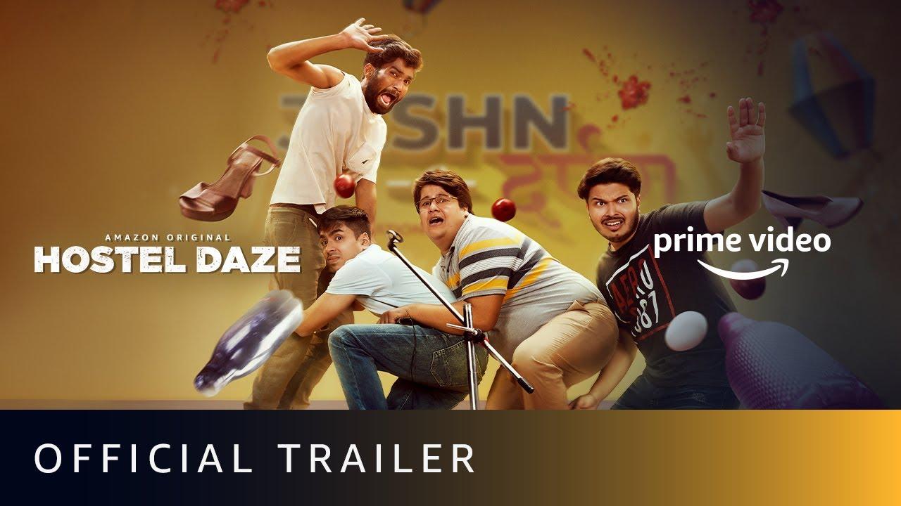 Hostel Daze Season 2 - Official Trailer | Amazon Original | A TVF Creation