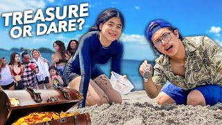 FIND The Buried TREASURE Challenge! (May Surprise?) | Ranz and Niana