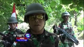 Yonif 725 Woroagi Meningkatkan Penjagaan Perbatasan Timor Leste - NET5