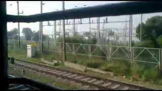 [IRI] Neelanchal SF Express skiping Mahrawal station at good Speed