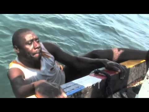 Fishing in Ghana