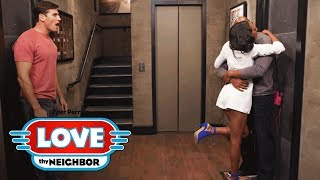 Sam Catches Drew on a Date with Another Man | Tyler Perry's Love Thy Neighbor | OWN