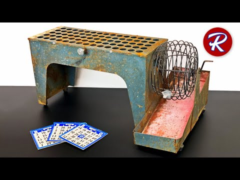 Bingo Tabletop Game
