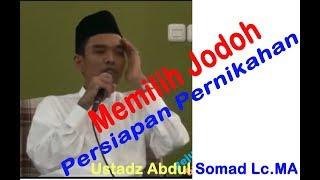 Video Memilih Jodoh Persiapan Pernikahan   Ustadz Abdul Somad Lc MA download MP3, 3GP, MP4, WEBM, AVI, FLV Februari 2018