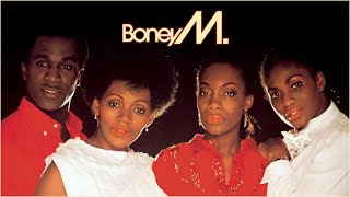 BONEY M. – Somewhere In The World (TVE Ahí Te Quiero Ver 03.01.1985)