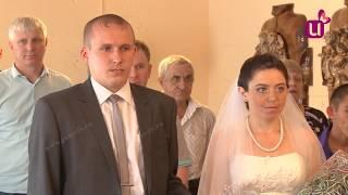 Свадьба в День Рождения Междуреченска