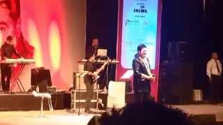 Melodious 90's with Kumar Sanu Live at Siri fort Auditorium Delhi on 31 May 2015 Part 3