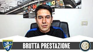 TROPPO PIGRI! Bel gesto tra ICARDI e PERISIC  - Frosinone Inter 1-3