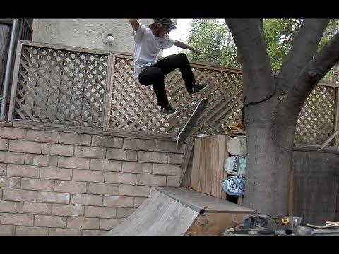 Dave Bachinsky Raw Cut Mini Ramp Footage