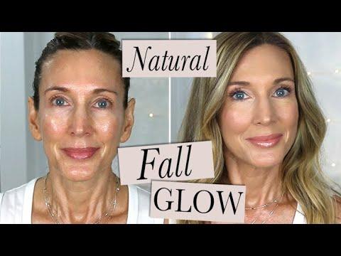 Glowy Natural Fall Makeup Tutorial!