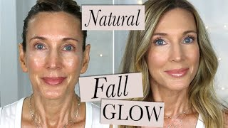 Glowy Natural Fall Makeup Tutorial!