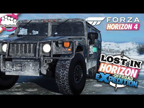FORZA HORIZON 4  LOST IN HORIZON Offroad Expedition : Sandwitch 🥪  Forza Horizon 4 MULTIPLAYER