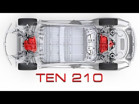 UBER Report, Model 3 Dual Motor, Royal Wedding Car-  TEN Episode 210