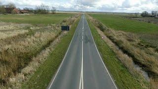 Realer Irrsinn: Illegale Umgehungsstraße Bensersiel | extra 3 | NDR