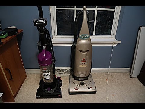 Bissell Aeroswift Compact Vacuum review