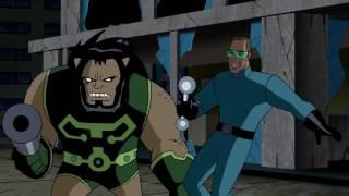 Justice League vs. Superman's enemies