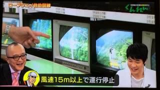 NHKのくんれん~あなたの知らない危機管理の世界~という番組です。