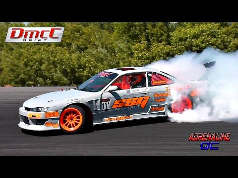 BEST OF DMCC Drift Round 3 Ste-Croix Riverside AdrenalineQC Drifting