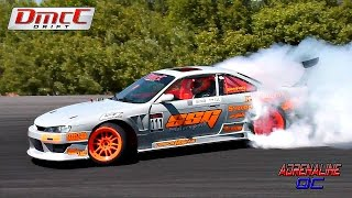 BEST OF DMCC Drift Round 3 Ste-Croix Riverside AdrenalineQC Drifting thumbnail