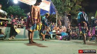 SAMBOYO PUTRO BOSO MOTO ORA MASALAH Voc WULAN Feat IKA Live BARON PAGU KEDIRI