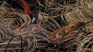 Old Cables Can Be Recycled Into Trophies