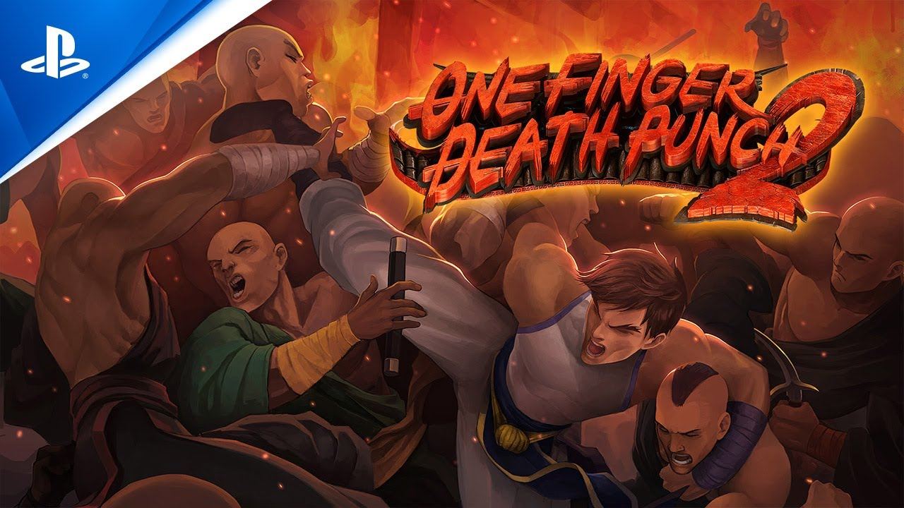 One Finger Death Punch 2 - Launch Trailer | PS4