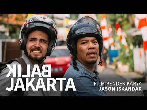 Balik Jakarta (Return to Jakarta) - German & Indonesian Short Film [CC ENG & IDN SUB]