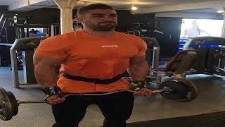 Ryen Terry Workout
