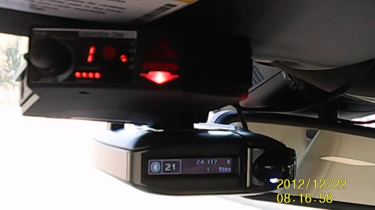 arrows test valentine one vs escort max360 max 360 real life radars driving youtube - Valentine Radar Detector For Sale