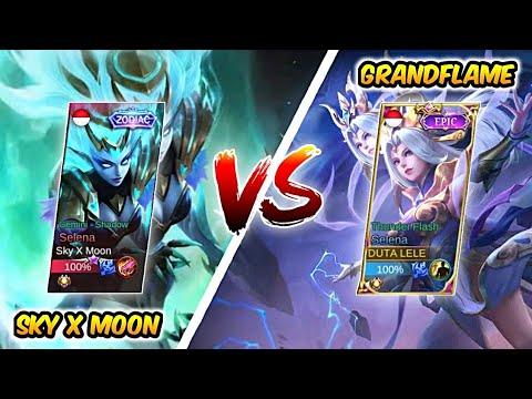 GrandFlame VS Sky