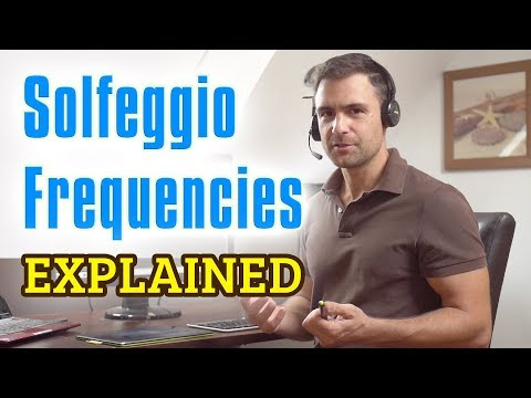👨🏫 Solfeggio Frequencies Explained  ✴️Healing Frequencies 🎵Relaxing Music